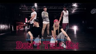 Jeremih - Don't Tell Em | Duc Anh Tran Choreography @DukiOfficial @Jeremih