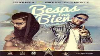 Farruko Ft Omega - Besas Tan Bien Remix ✓