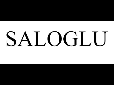Saloglu - Yataq Desti 1