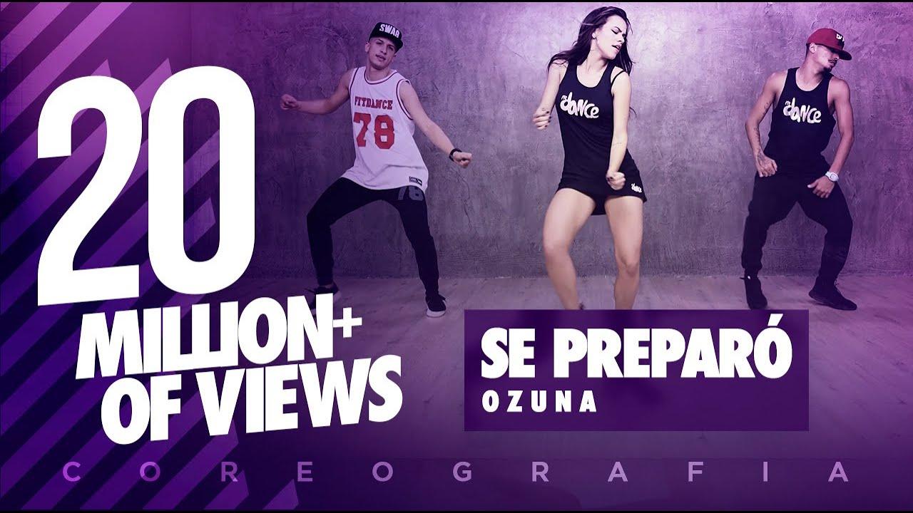 Se Preparó - Ozuna | FitDance Life (Coreografía) Dance Video