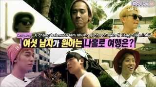 [Vietsub] Teen Top Never Stop In Guam - Ep.3 (P.1/4)