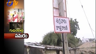 Women In Khammam District Fights Against Cheap Liquor