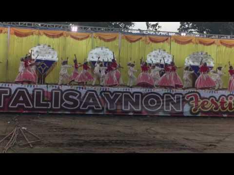halad talisaynon...halad sa talisay 2016 grand champion...talisay city central school