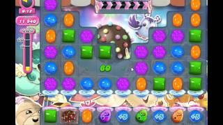Candy crush saga level 1409 No booster