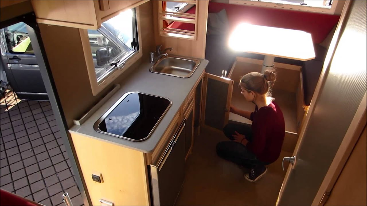 bimobil 4x4 LBX 365 Mercedes Sprinter Expedition Motorhome 1-2013 - YouTube