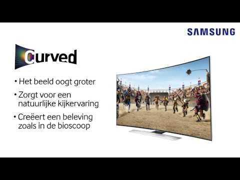 Samsung UHD tv cashback - Productvideo