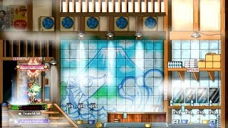 [GMS] v.185 MapleStory X Re:ZERO - Clean the bathroom