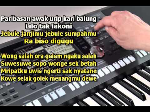 Suket Teki Karaoke Keyboard