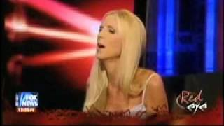 Ann Coulter on Fox New Channel's Red Eye - August 20, 2010