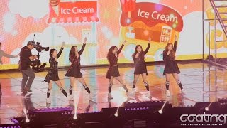 160217 H02 레드벨벳(Red Velvet)-Automatic+Ice Cream Cake 직캠(Fancam)/05th GAON Chart Award
