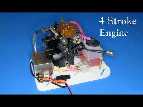 TOYAN  FS-S100G 4 Stroke RC Engine Gasoline Engine Model Kit