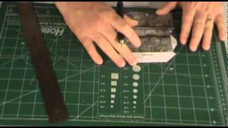 Introduction to Cardstock Modeling Part 1