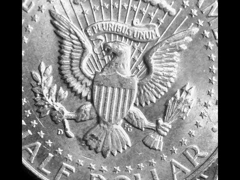 Error Kennedy Half Dollars Missing