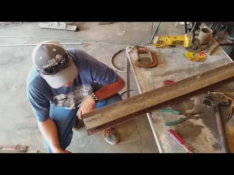 How To Make A Homemade Metal Brake On The Cheap