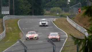 VLN 6h Rennen Nürburgring Nordschleife 2013 Hedwigshöhe