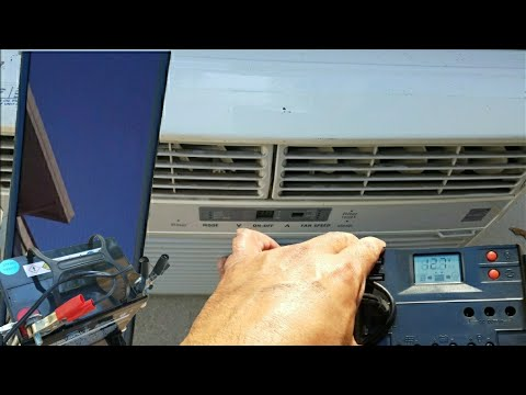 How to run an AC unit on solar power