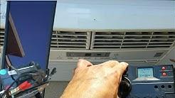 How to run an AC unit on solar power