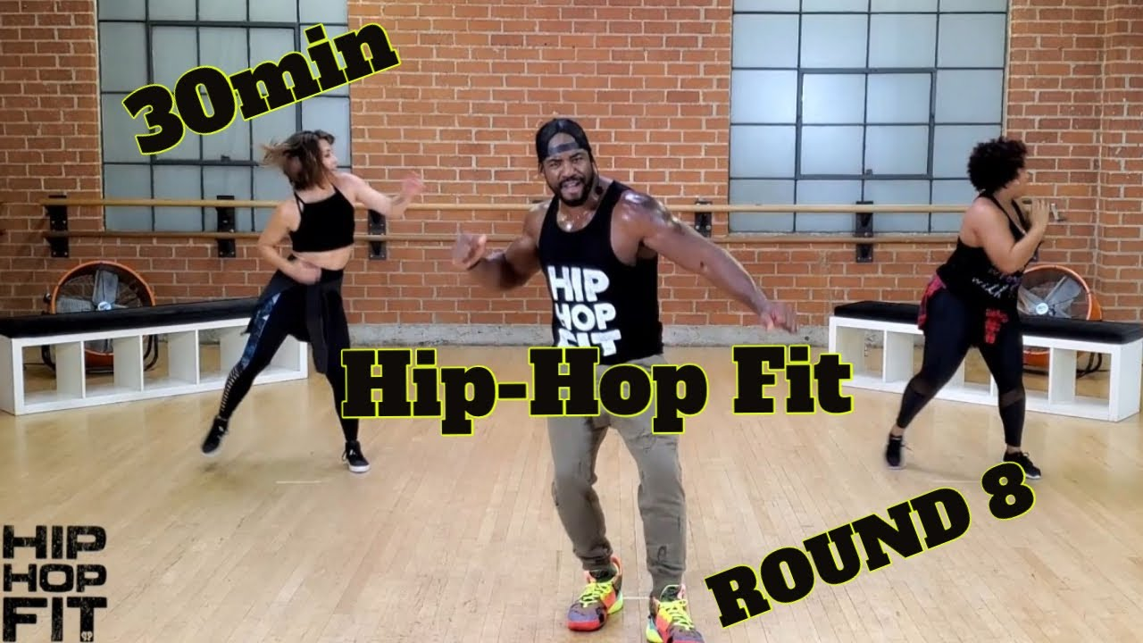 30min Hip-Hop Fit Dance Workout Round 9 | Mike Peele