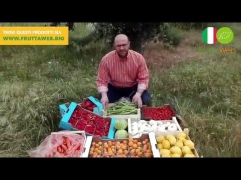 I Prodotti Biologici d'eccellenza di FruttaWeb