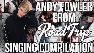 Andy Fowler from RoadTrip singing Compilation