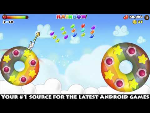 Spinning Donut - Android HD Gameplay