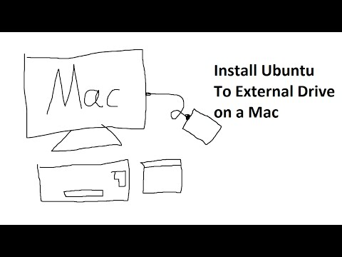 Install Ubuntu 16.04 LTS to USB external hard drive on Mac