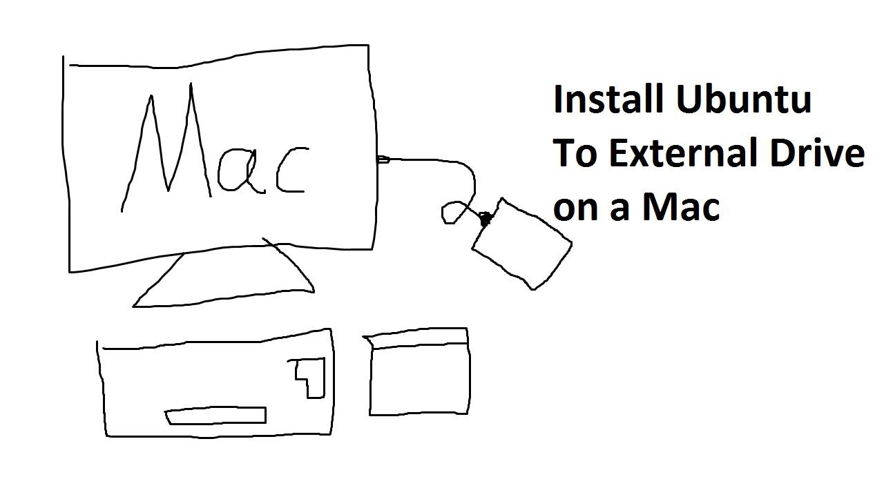 install ubuntu on macbook pro usb