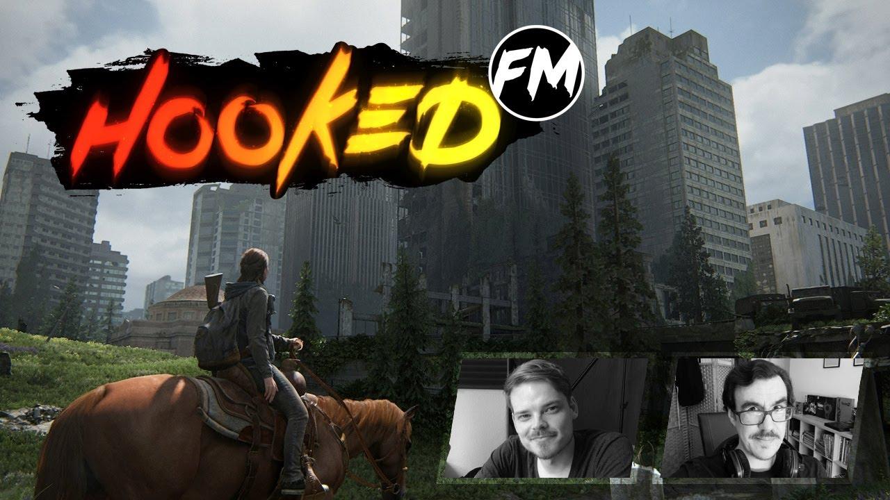 Hooked FM #276 - The Last of Us Part 2, Marvel's Avengers, Rogue Legacy 2, Crash Bandicoot 4 & mehr!