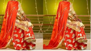 करवा चौथ/ दीपावली स्पेशल Designer Palazzo suits Designs For women