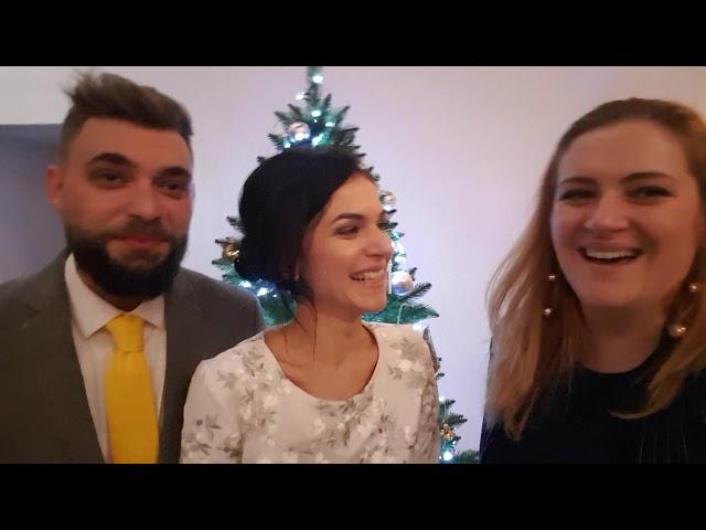Takmer vianočná svadba v Modre