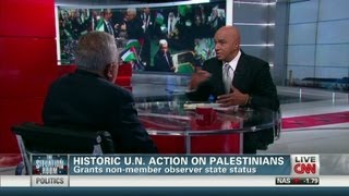 The Situation Room - Palestinian Prime Minister talks with CNN