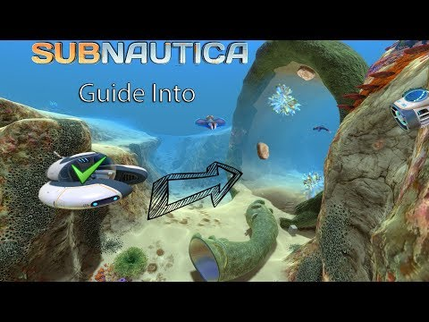 Where to find Quartz and Copper! Beginner Guide Into Subnautica