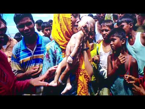 Photographers talk about their Pulitzer Prize winning Rohingya Refugees' pictures