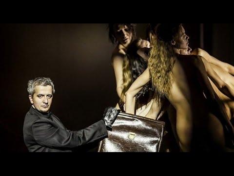 Игра в смену полов и два десятка обнаженных на сцене «Гоголь-центра»
