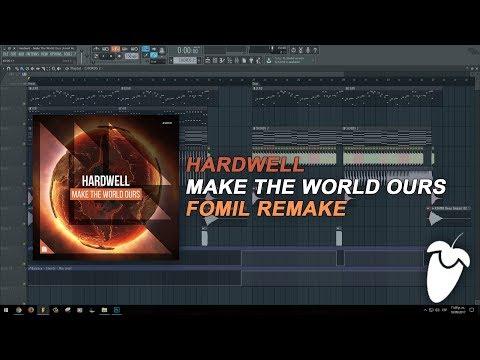 Hardwell - Make The World Ours (FL Studio Remake + FLP)