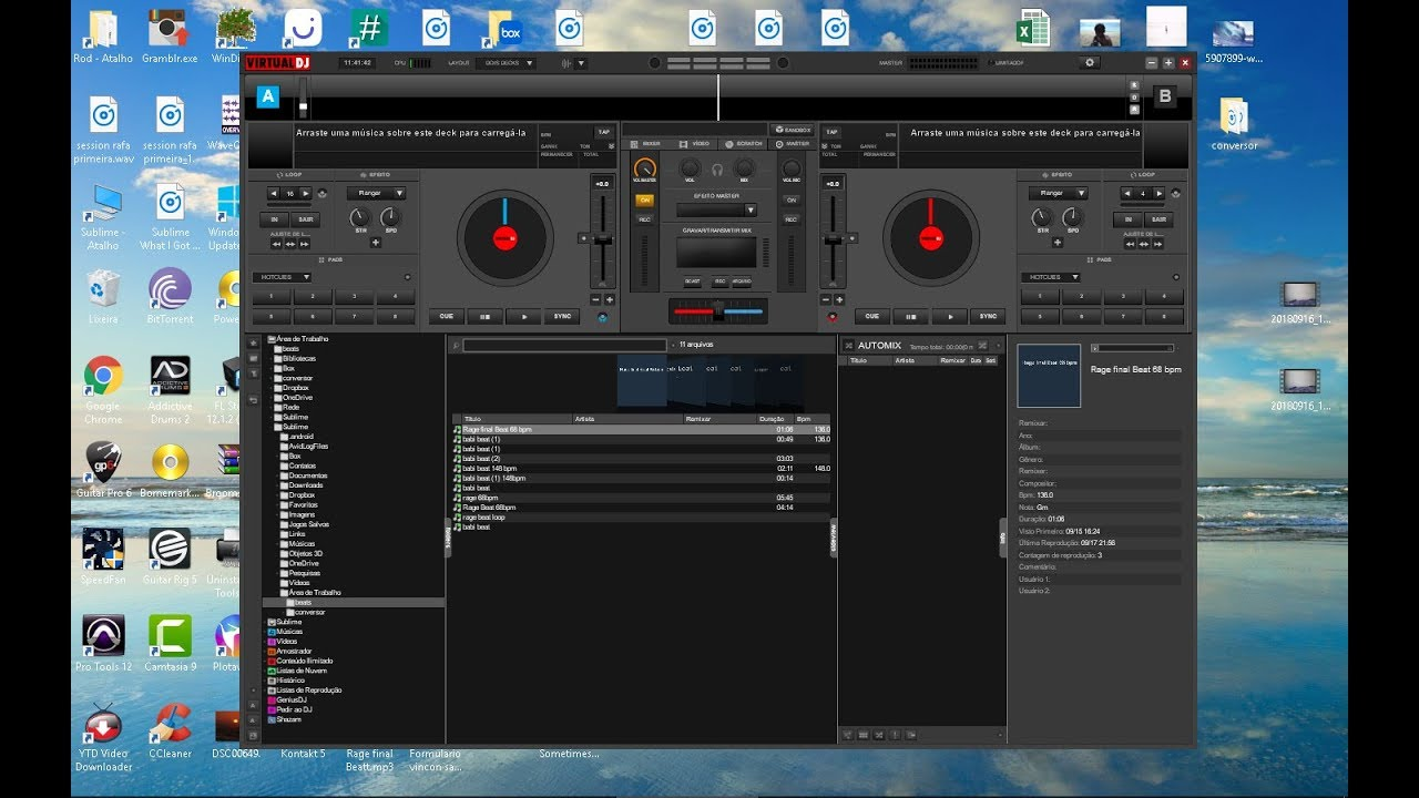 Virtual Dj 8 2 Download Gratis 2018 Crack Funcionando