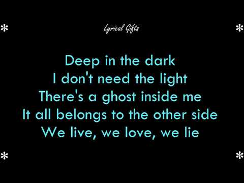 Alan Walker ‒ The Spectre (Lyrics / Lyrics Video)[HD]