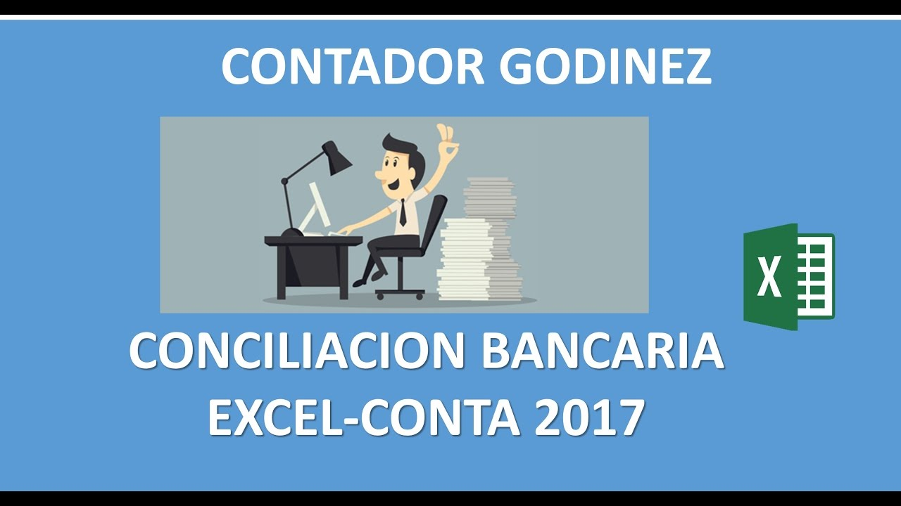 conciliacion bancaria 2017