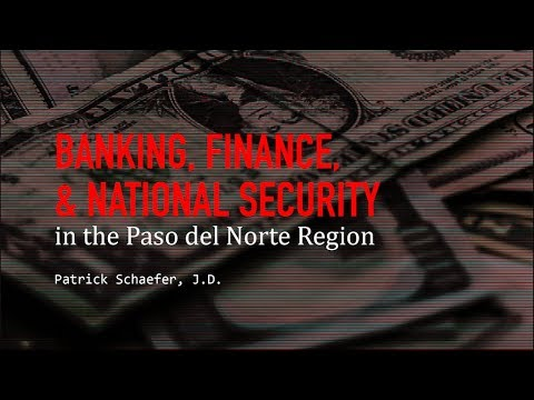 Banking , Finance and National Security