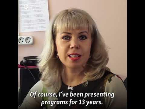 Гузориш аз хурдтарин телевизиони Русия