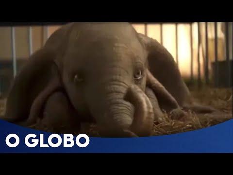 O novo 'Dumbo' é um acerto da Disney e de Tim Burton