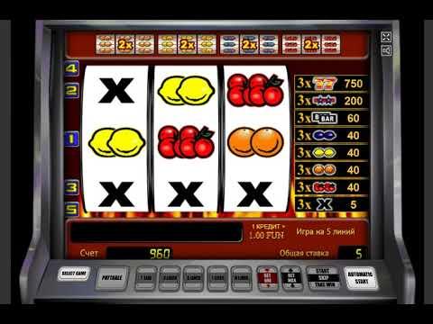 Игровые автоматы бесплатно и без регистрации резидент