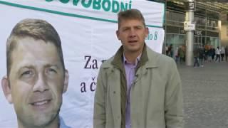 Podporují Ladislava Jakla ve volbách do Senátu