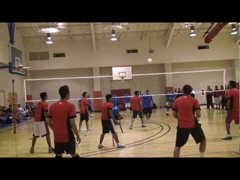 Traditional Volleyball SA Semi Finals Game 2