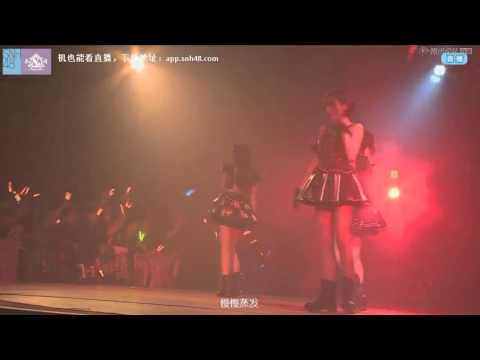 SNH48 TeamNII  JuJingyi & LuTing & FengXinduo [Itoshisa No defense] 2015-4-24