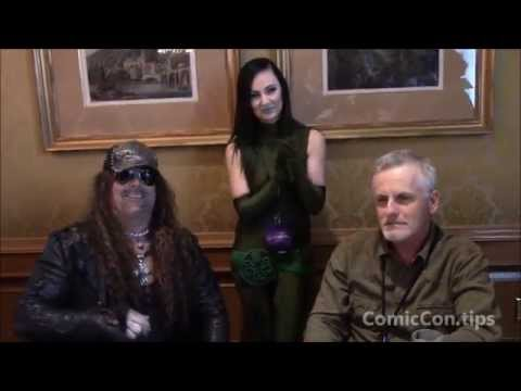 Megan Golden interviews Jess Harnell and Rob Paulsen - SLCC FanX 2015