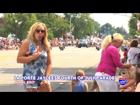 La Porte, Indiana 4th of July Parade 2017
