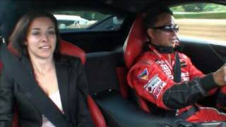 Repeat youtube video Goodwood Festival of Speed co drive Lexus LFA
