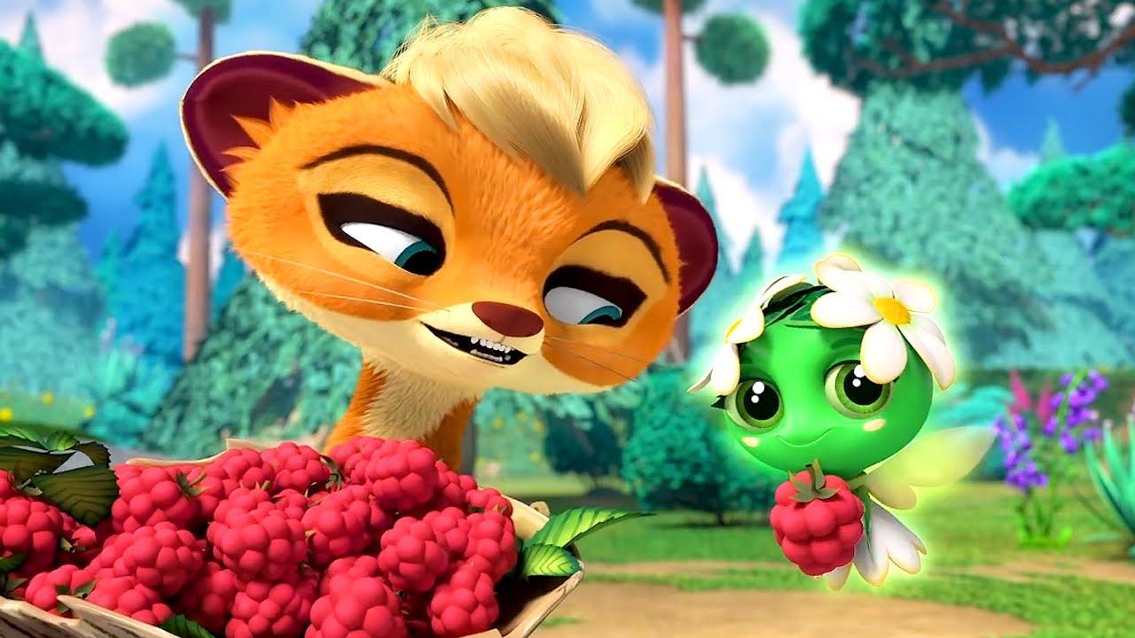🐾 Лео и Тиг 🐾 – Серия 62 – Дух цветов | Мультик для детей про животных