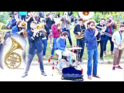 Brass Band Music for the Happy People.